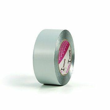 Aluminium-Abdeckband 50mm selbstklebend, 50m
