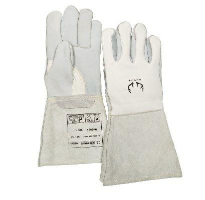 Schweißerhandschuhe COMFOflex® aus Hirschleder, Gr. L