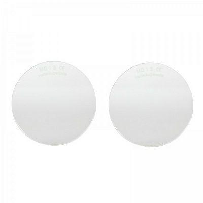 Ersatzglas für Schraubbrille Ø 50mm Cellidor farblos