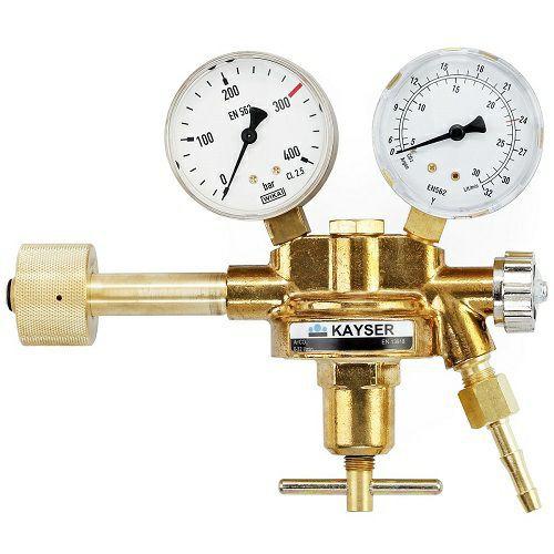 Druckminderer Stickstoff Manometer 200bar / 0-40bar