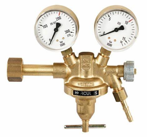 Druckminderer Stickstoff Manometer 200bar / 0-20bar