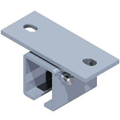 Deckenbefestigung 1-fach für C-Profil 30x35mm