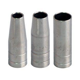 Gasdüse MB 15 NW 16 zylindrisch