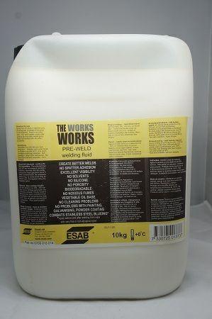 ESAB Pre-Weld Antispritzerspray 10l Kanister