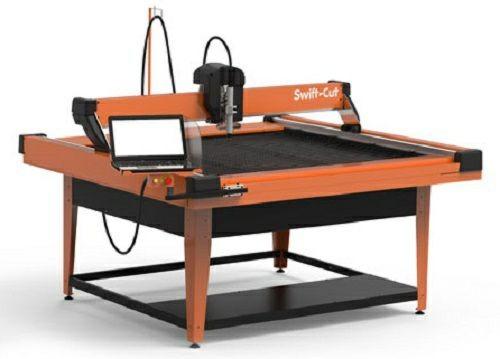 Swifty - Kompakte CNC Schneidanlage