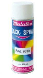 Metaflux Lackspray RAL 9004