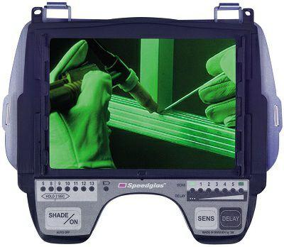 Speedglas 9100XXi Automatikschweißfilter-Kit DIN 5, 8, 9-13