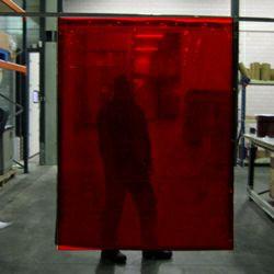 Cepro Bronze-CE Schw.Vorhang 220x140cm