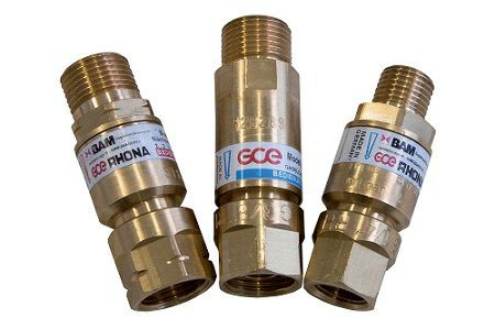 """Einzelflaschensicherung Allgas SSA 3/8"""" l.h."""