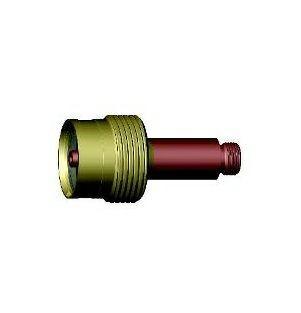Spannhülsengehäuse Gaslinse 45V64 2,4mm Jumbo