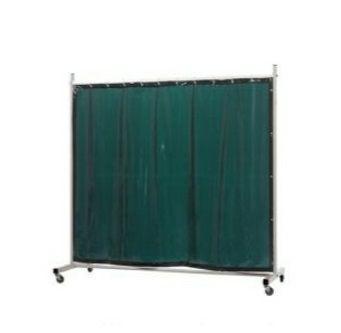 Robusto Einteilig mit Cepro Green-6 Vorhang