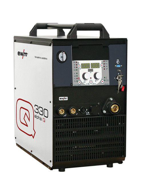 MIG/MAG-Schweißgerät alpha Q 330 Progress puls MM TKM