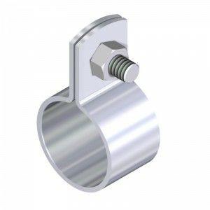 Rohrschelle für Rohr Ø33,7mm