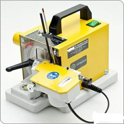 Automatisches Wolframnadel - Anschleifgerät