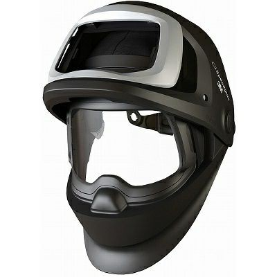 3M Speedglas 9100 FX Air Schweißmaske ohne ADF inkl. Abdichtung und Luftführung
