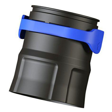 Adapter für 3M Speedglas 9100 FX Air Schweißmaske mit 3M Adflo Luftschlauch