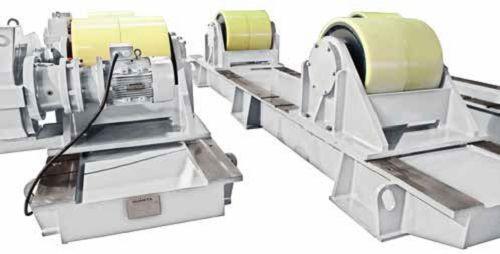 BHDV M-F Behältervorrichtung leichte Ausführung