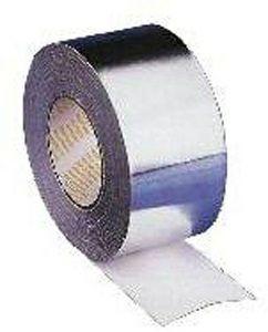 Aluminium-Abdeckband 50 mm selbstklebend, 50 m