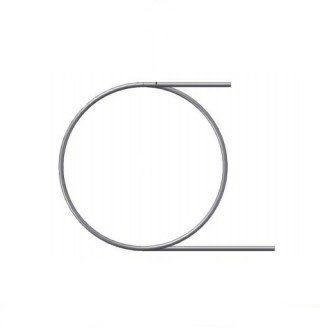 Dinse Messingspirale Ø 2,2mm DIX DS 4/2,2-50 grau