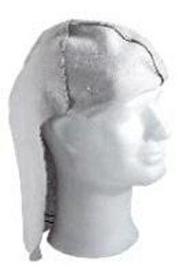 Kopf-und Nackenschutz aus Volleder