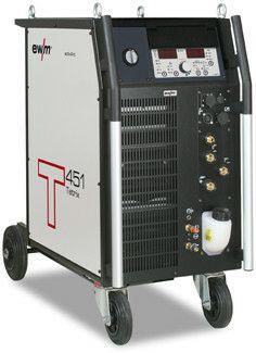 WIG-Schweißgerät Tetrix 451 AC/DC Synergic FW