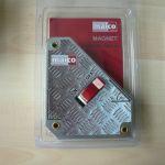 Winkelmagnet schaltbar 45°/90° 100x110x100mm 25-36,5kg