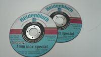 AS 46 T INOX Trennscheibe 180x1,6x22,2 T42 Special HEIDENBLUTH