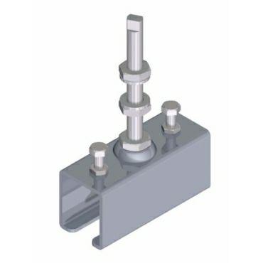 Schienenverbinder C-Profil 30x35mm