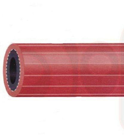 Autogenschlauch Azetylen 9x3,5 mm rot, außen Ø 16 mm