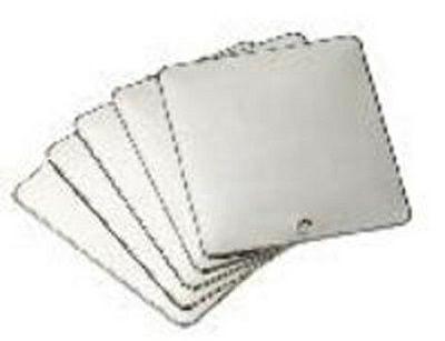 Ersatzschweißspiegel 70x80mm Stahl 1,5mm