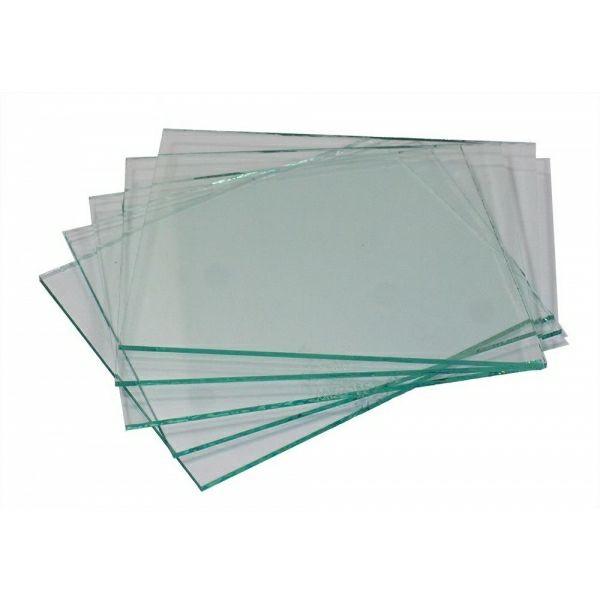 Vorsatzglas 90 x 110mm farblos