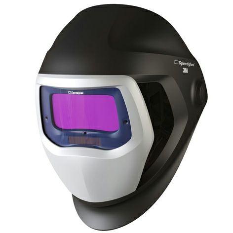 Speedglas 9100 Schweißmaske mit Seitenfenster und 9100XX ADF DIN 5/8/9-13