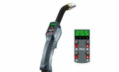 Schweißbrenner ABIMIG 452 W Power Control 4m