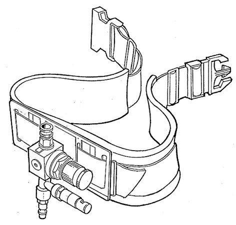 Fresh-Air C für Druckluft mit Druck- warnung und Luftmengenmesser
