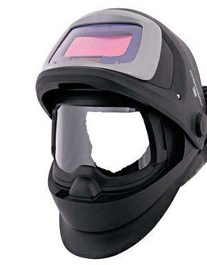 Speedglas Schweißmaske 9100 FX mit Seitenfenster, 9100XX ADF und Klappvisier