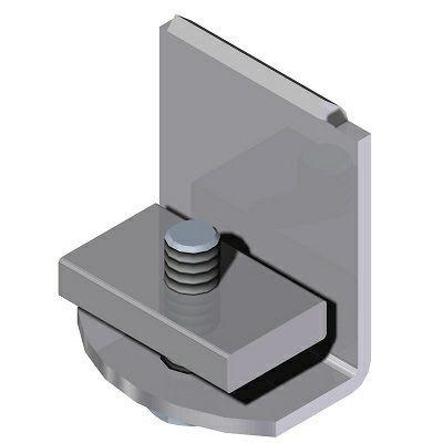 Verschlußkappe für C-Profil 30x35mm