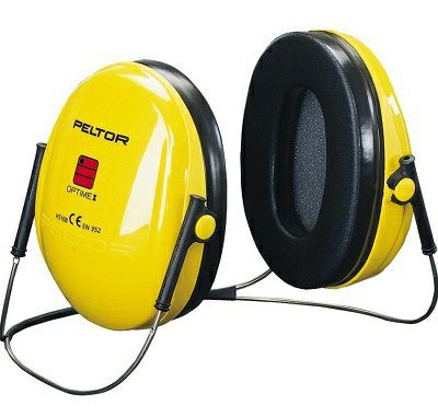 Gehörschutz Peltor Optime I mit Nackenbügel