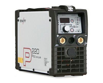 Elektrodenschweißgerät Pico 220 CEL PULS