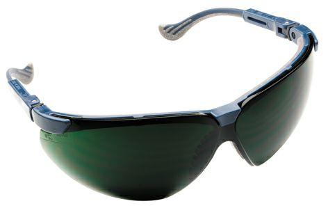Nylonbrille XC DIN A 5 Kratzfest Leichte Bauart ohne seitlichen Rahmen