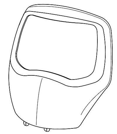 Hitzeschutzschild SPEEDGLAS 9100