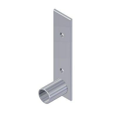 Wandbefestigung Rohr Ø33,7mm