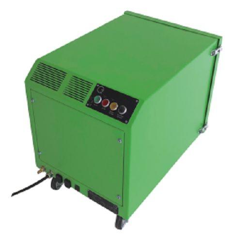 Mobiles Hochvakuumabsauggerät W 200 400 V für 2 Translas Extractor Absaugbrenner
