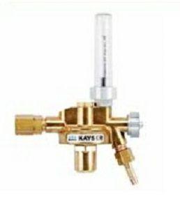 "Entnahmestellen-Druckminderer Argon/CO2 Flowmeter 0-16l / G1/4"""