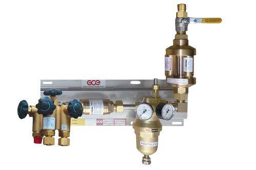 Druckregelstation MB400 für Acetylen bis 25bar