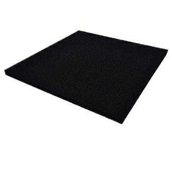 Kohlefiltermatte für Filtoo 484x484x20mm
