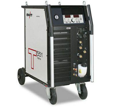 WIG-Schweißgerät Tetrix 551 AC/DC Synergic FW