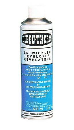 Diffu-Therm, 500 ml Dose Sprühdose-Entwickler BEA